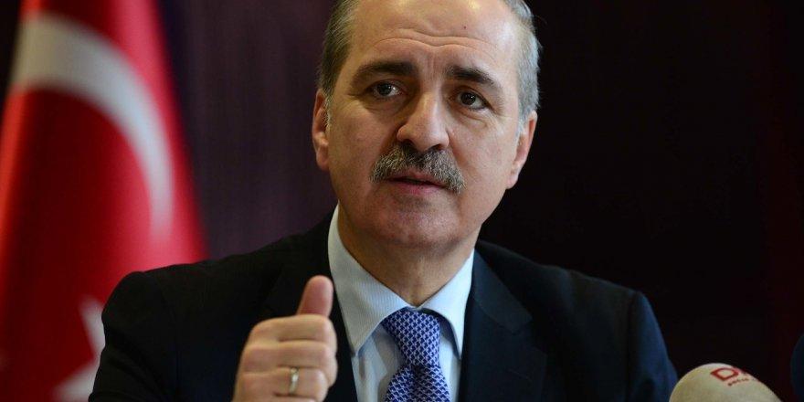 Kurtulmuş: Türkiye'nin amacı AB ile ilişkileri geliştirmek
