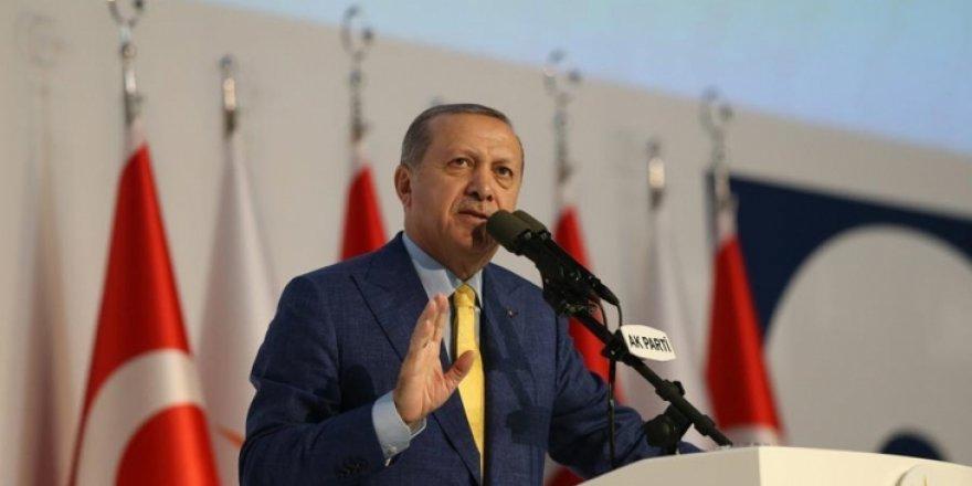 AK Parti Genel Başkanı Erdoğan: Mesajı aldık