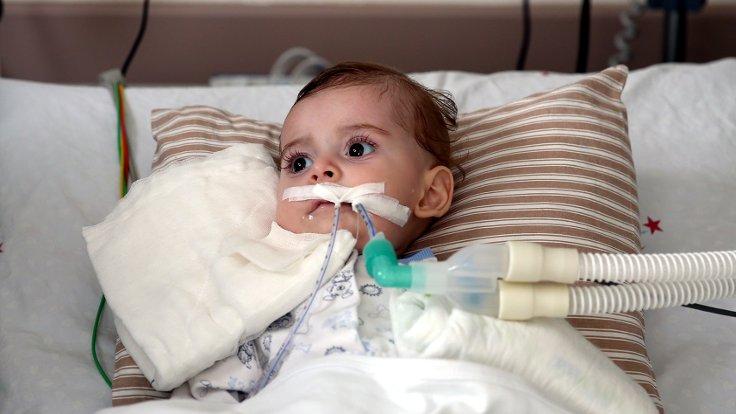 Eymen bebek yaşamını yitirdi