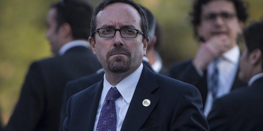 ABD Büyükelçisi'ne protesto