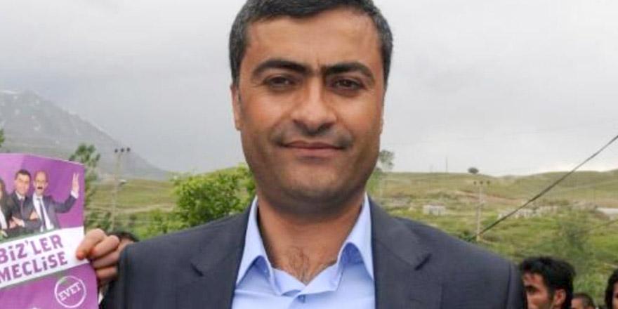 HDP'li Zeydan'dan 'PKK sizi tükürüğünde boğar' sözüne açıklama