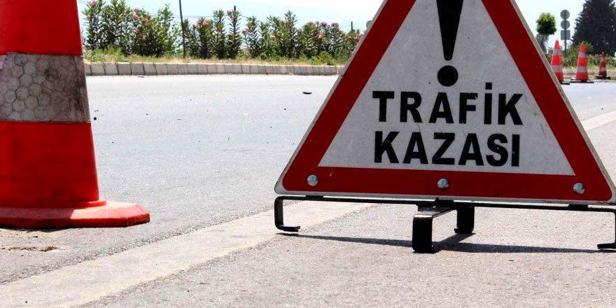 Van'da trafik kazası: 7 yaralı