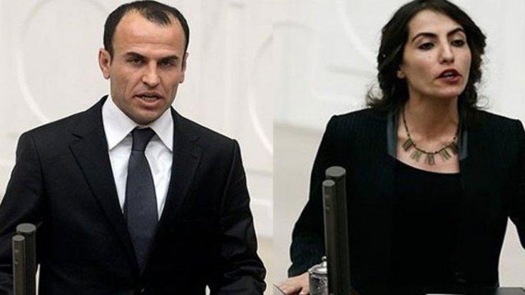 İki HDP'li vekil komisyona sevkedildi