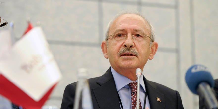 Kılıçdaroğlu: Türkiye'yi dört büyük kopuş bekliyor