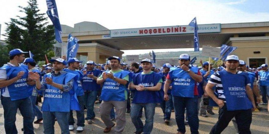 Grevleri ertelenen cam işçileri: Biz kirayı ertelemiyoruz