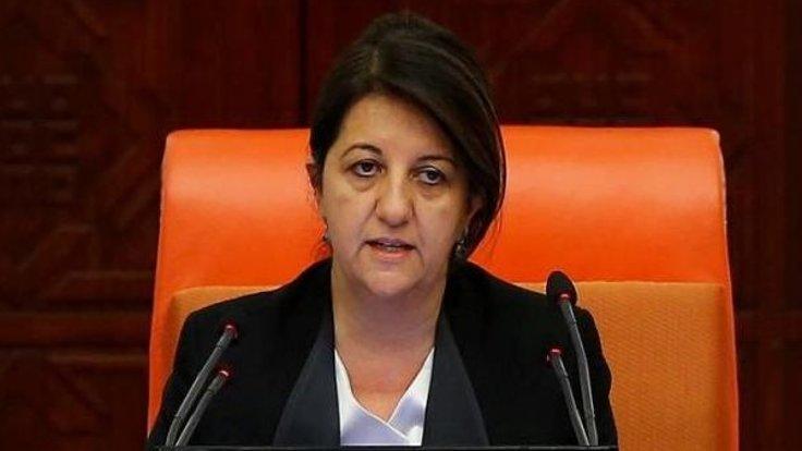 Buldan'ın yönettiği oturumda 'faili meçhul' önerisi reddedildi