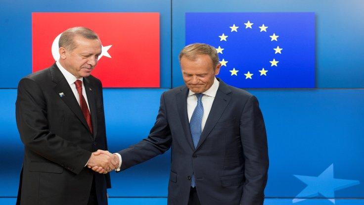 'Erdoğan'la insan haklarını konuştum'