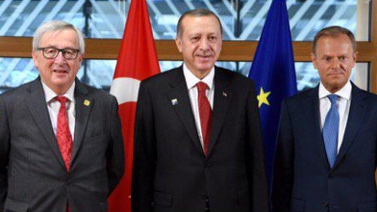 'AB ve Türkiye birlikte çalışmak zorunda'