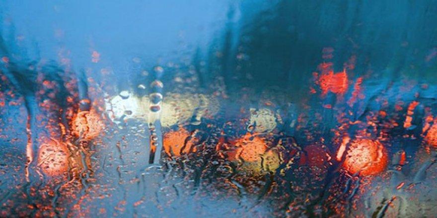 Sekiz şehir için yağış uyarısı