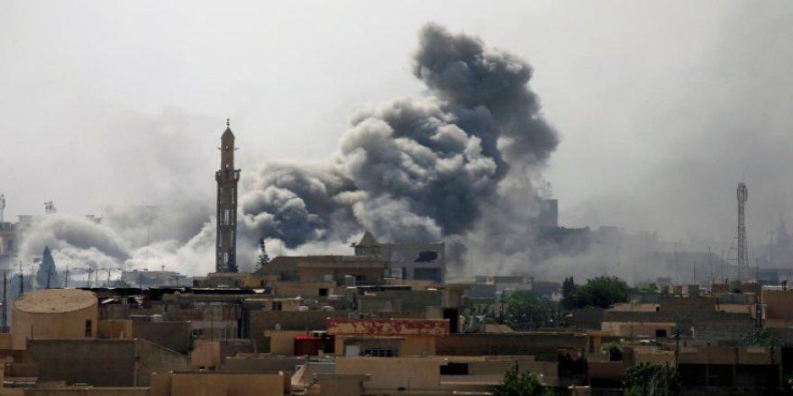 ABD Musul'da 105 sivilin öldürüldüğünü kabul etti