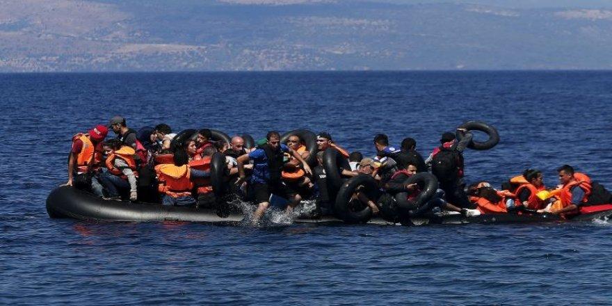 500 doları fazla bulan Suriyeli bot organizatörü oldu