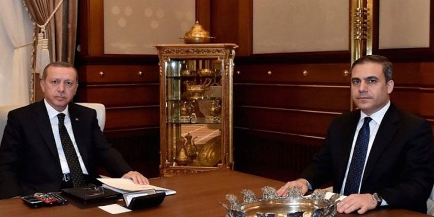 Fidan: Cumhurbaşkanını aradım, müsait değildi!
