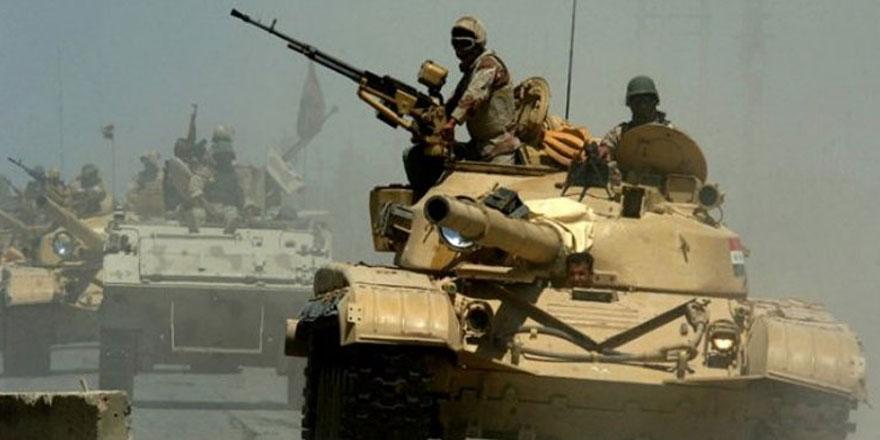 IŞİD Musul'da sona geldi