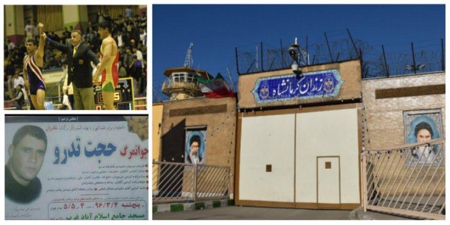 İran, Kürt güreşçiyi idam etti