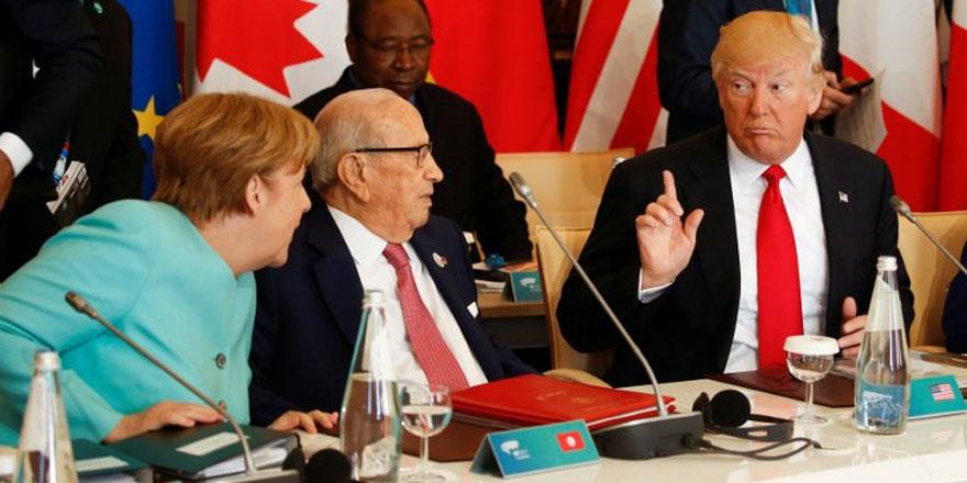Paris Anlaşması'nda ABD haricinde uzlaşı sağlandı
