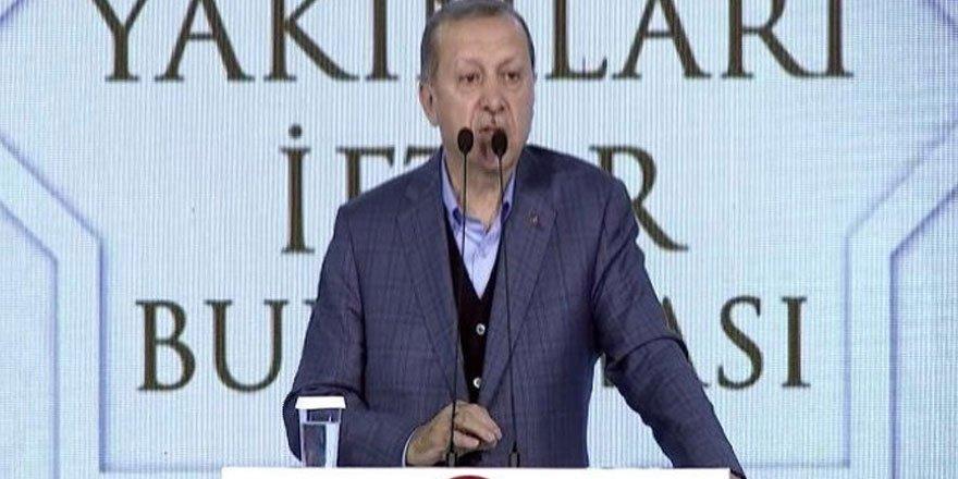 Cumhurbaşkanı Erdoğan: Hiçbir terör örgütünün ihaneti cezasız kalmayacak