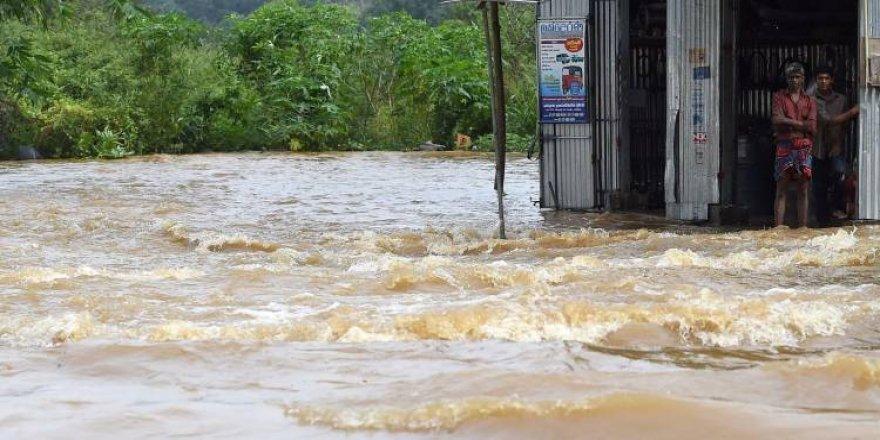 Sri Lanka'da sel: 146 ölü, 112 kayıp