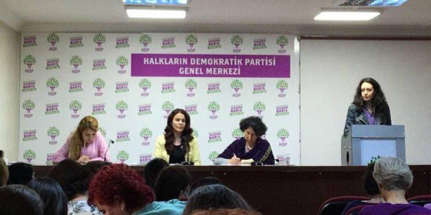 HDP Kadın Meclisi: Demokratik bir cumhuriyeti inşa etmeye cesaretimiz var