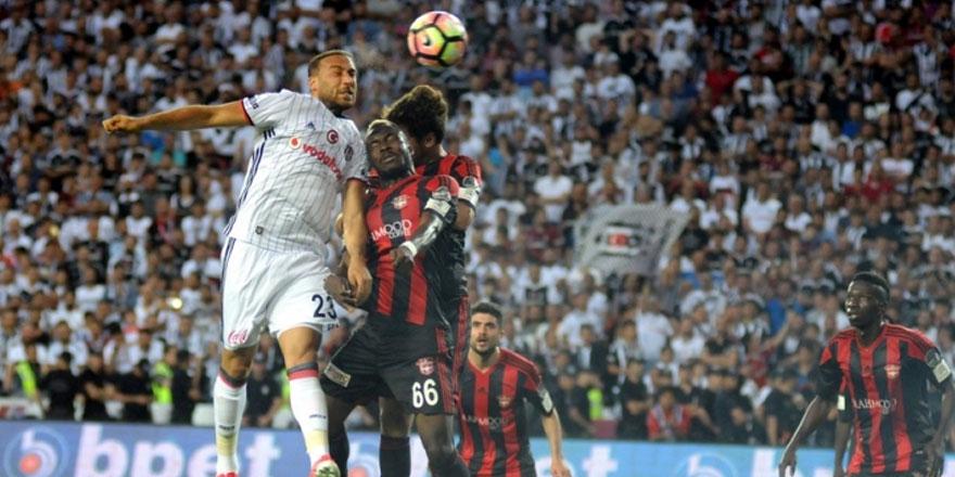 Beşiktaş şampiyon