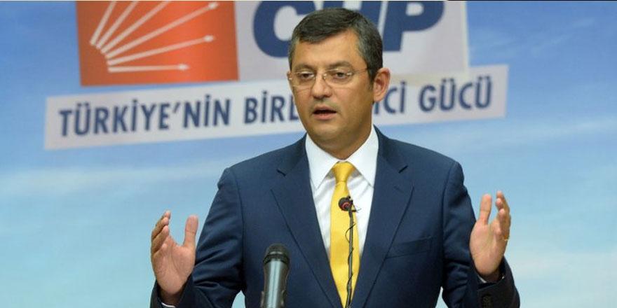 Özel'den Erdoğan'a: Anaların feryadını ayırma