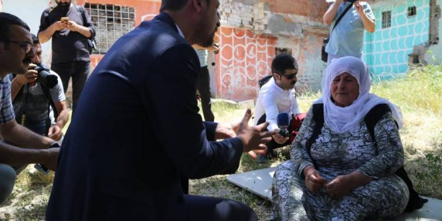 Diyarbakır Barosu: Halk Sur'u terk etmek istemiyor