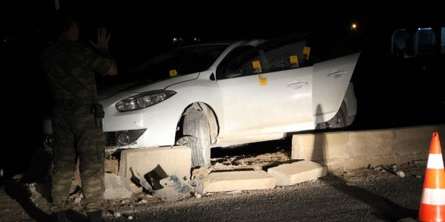 Urfa'da otomobile silahlı saldırı: 2 ölü