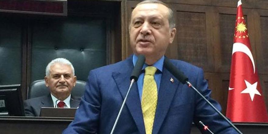Erdoğan AK Parti kürsüsünde: Ortada bir metal yorgunluğu var