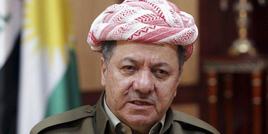 Barzani'den 'referandumlu' seçim mesajı