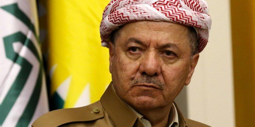 Barzani: Bağımsızlığın anahtarını aldık!