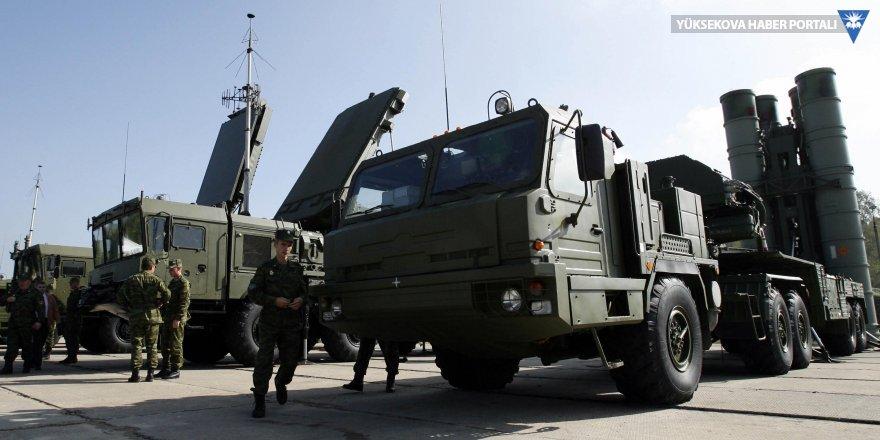 ABD: S-400 füze sistemleri Türkiye'ye karşı yaptırımlara yol açabilir