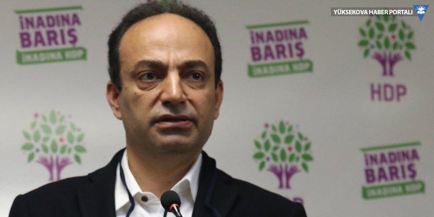 Baydemir: Kerkük'e saldırıyı hiçbir Kürt kabul etmez