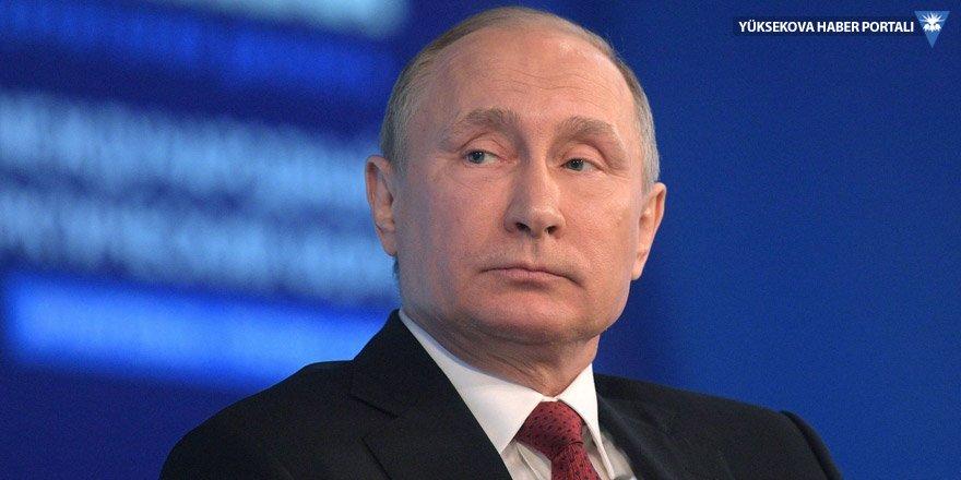 ABD'li bürokratın Putin şakasına disiplin cezası