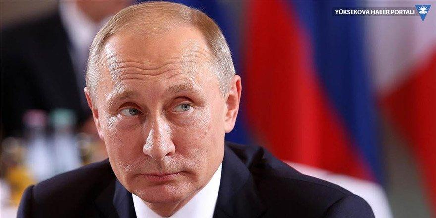 Putin: Suriye'de bölünme riski var