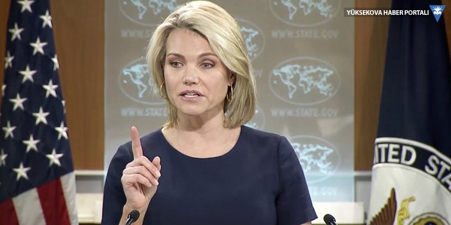 ABD: Türkiye ile müzakereler devam ediyor