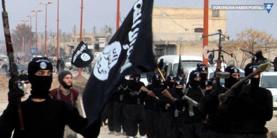 IŞİD kendi miiltanlarının kafalarını kesti