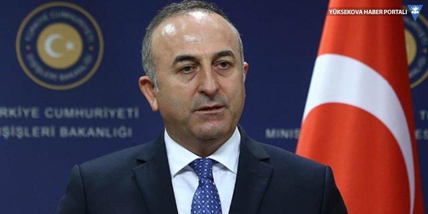 Çavuşoğlu: Afrin, Cerablus gibi olacak