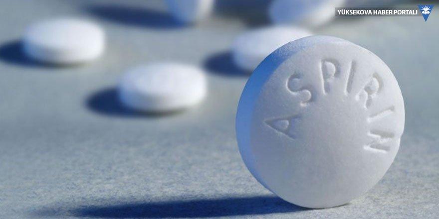 Aspirin: Ne seninle ne de sensiz!