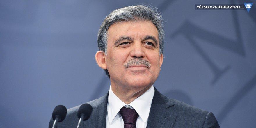Abdullah Gül'den 'Suriye' yorumu: Hiçbir zaman iktidar devrilmesinden yana olmadık