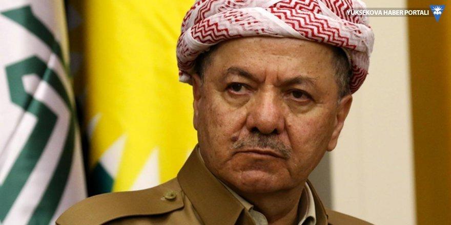 Barzani: 100 yıl önce söz verdiler ama 4'e böldüler