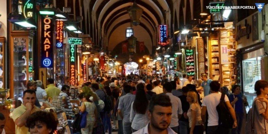 Mısır Çarşısı'nda bayram şekeri yoğunluğu başladı