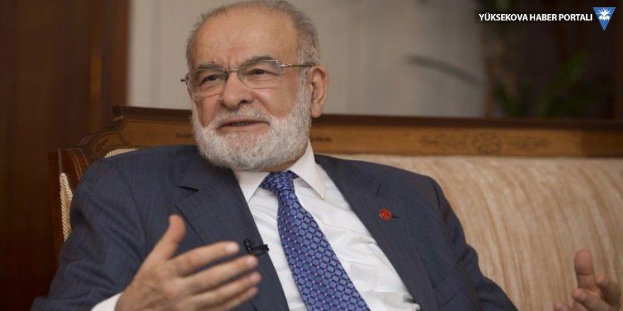Karamollaoğlu'ndan Adalet Yürüyüşü'ne ilişkin açıklama