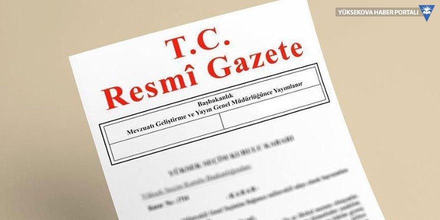 Seçim takvimi Resmi Gazete'de yayınlandı