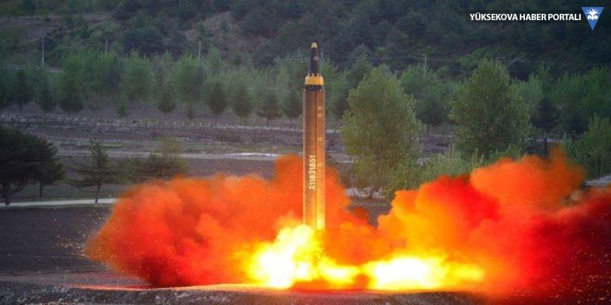 Kuzey Kore'den 'yeni füze motoru denemesi'