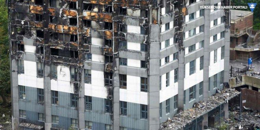 Londra polisi: 79 kişinin hayatını kaybettiği yangın buzdolabından çıktı
