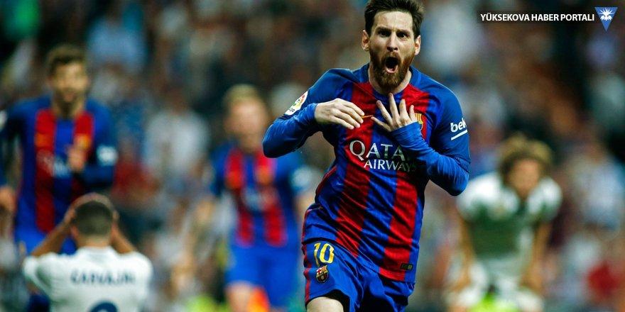 Messi'nin hapis cezası paraya çevrildi