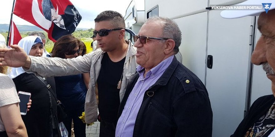 HDP'li Bakan Adalet Yürüyüşü'nde