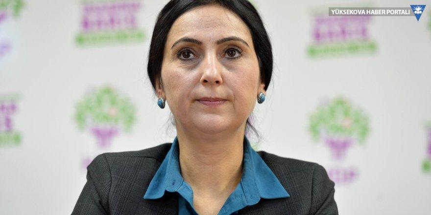 Figen Yüksekdağ'ın Şanlıurfa ve Ankara'daki davaları birleştirildi