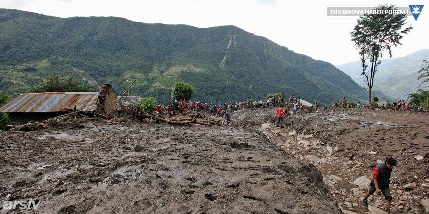 Çin'de toprak kayması: 140'tan fazla kişi kayıp