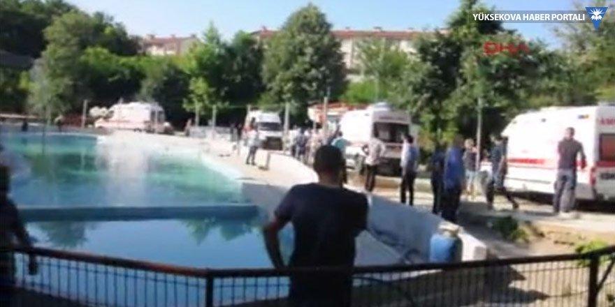 Havuz faciasında gözaltı