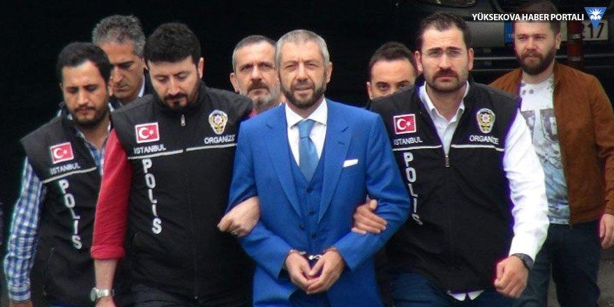 Sedat Şahin'in evinden polis fezlekesi çıktı